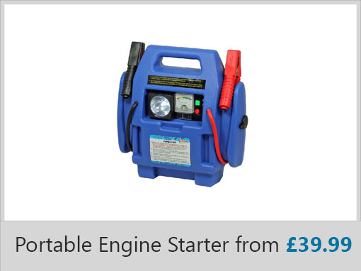 Portable Engine Starter