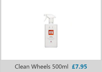 Auto Glym Clean Wheels 500ml - £7.95