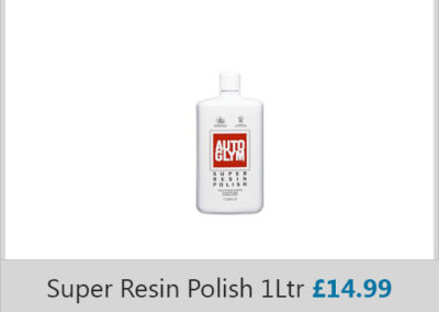 Super Resin Polish 1Ltr - £14.99