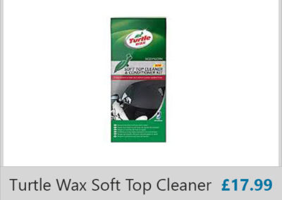 Turtle wax Soft Top Cleaner