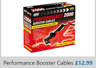 34710 Maypole Performance Booster Cables 12.99