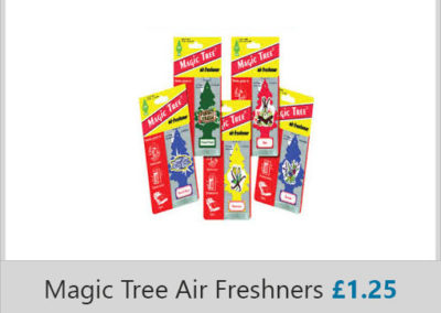 Magic Tree Air Freshners £1.25