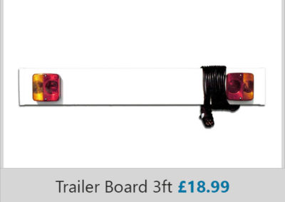 Trailer Board 3ft 18.99