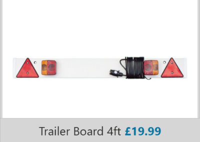 Trailer board 4ft 19.99